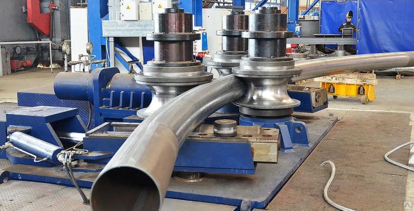 Гибка металлических труб: способы и технологии